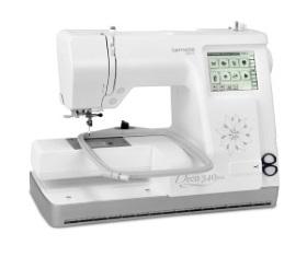 Как выбрать промышленную вышивальную машину